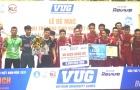 Rửa hận Đông Á, Duy Tân trở lại ngôi vương VUG 2017
