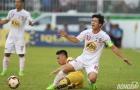 7 chân sút nội dẫn đầu danh sách vua phá lưới V-League 2017