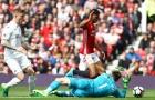 Tranh cãi Rashford đóng kịch kiếm phạt đền cho Man United