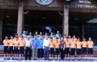 Tuyển Việt Nam sang sang Lào dự Giải vô địch U15 nữ Đông Nam Á
