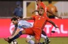 Vidal: 'Messi được đối xử theo luật riêng'