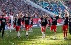 'Chú bò cụng' Leipzig lần đầu chào sân Champions League