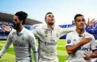 Real Madrid coi chừng mất 3 ngôi sao nếu nhận thêm thẻ