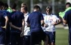 Các ứng viên vô địch tích cực tập luyện chờ khai mạc U20 World Cup