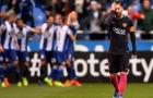 Lập kỷ lục sân khách vẫn không đủ để Barca vô địch