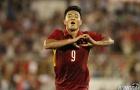 """Hàng công U20 Việt Nam: Trông chờ """"họng pháo"""" Trần Thành và Đức Chinh"""