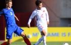 Cầu thủ U20 Việt Nam: 'Thua Pháp là biết trước nên không bị tâm lý'