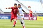 Thanh Bình lo lắng với chấn thương gặp phải trận gặp U20 Honduras