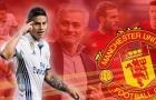 Nóng lòng đến MU, James Rodriguez 'hăm dọa' Chủ tịch Real