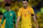 Ngoại binh khiến bóng đá Trung Quốc lụn bại