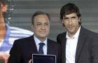 Raul được bổ nhiệm giữ vị trí quan trọng ở Real