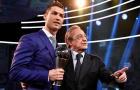 Ông trùm Perez: Tôi biết Ronaldo đang rất giận dữ!