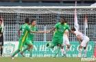 Ra sân với 7 tuyển thủ U22 Việt Nam, HAGL vẫn thua tan tác trước XSKT Cần Thơ