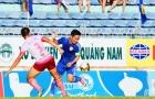 Níu chân nhau, Quảng Nam FC nguy cơ bật khỏi top đầu