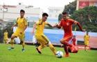 Tổng hợp vòng 12 hạng nhất Quốc gia 2017: Nam Định đặt một chân lên V-League