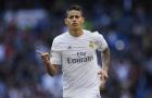 James Rodriguez: Cầu thủ thứ 7 chuyển giao giữa Real và Bayern