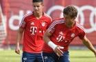 James-Mueller và những căng thẳng đang bắt đầu tại Bayern