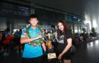 Điểm tin bóng đá Việt Nam tối 23/07: U15 Việt Nam về nước trong sự chào mừng của người hâm mộ