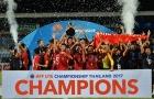 HLV Vũ Hồng Việt bất ngờ về chức vô địch của U15 Việt Nam