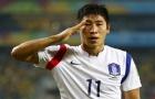 Công Phượng, Xuân Trường đối đầu với ngôi sao từng tham dự World Cup
