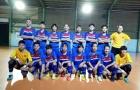 ĐT Futsal nữ Việt Nam có chiến thắng đầu tiên trên đất Nhật
