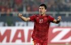 Điểm tin bóng đá Việt Nam tối 27/07: Văn Thanh quá hay để chơi tại Đông Nam Á