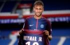 Bất ngờ với tin nhắn của Hazard gửi cho Neymar