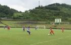 ĐT nữ Việt Nam cầm hòa đội bóng của Nhật Bản