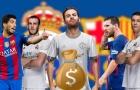 Nếu sao Real và Barca cũng trích 1% lương làm từ thiện như Mata…