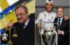 Trọng lượng Ronaldo bằng vàng chỉ có giá… 2,5 triệu bảng