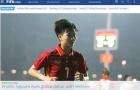 Ngôi sao tuyển nữ Việt Nam lên trang chủ FIFA