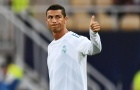 Ronaldo lần đầu tiên ngồi dự bị sau hơn 2 năm rưỡi