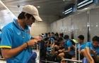 Điểm tin bóng đá Việt Nam tối 10/08: U22 Việt Nam mệt mỏi khi đặt chân tới Malaysia