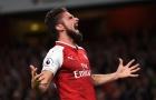 Giroud là siêu dự bị xuất sắc nhất Premier League?