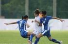 Thắng trận, HLV Mai Đức Chung vẫn không hài lòng về học trò