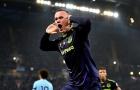 Sút tung lưới Man City, Rooney chọc tức CĐV đối thủ