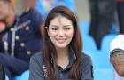 Nữ trưởng đoàn Thái Lan tươi rói, chất chồng nỗi buồn U22 Việt Nam