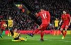 Thành tích trái ngược giữa Liverpool và Arsenal trước Top 6