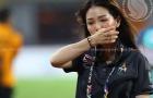 Nữ trưởng đoàn Thái Lan bật khóc với chức vô địch SEA Games