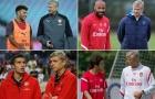 Oxlade-Chamberlain và những lần Wenger nuốt lời