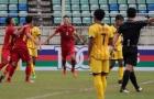 Vùi dập U18 Brunei, U18 Việt Nam khởi đầu như mơ tại giải U18 Đông Nam Á