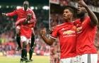 Rashford - Lukaku: Bộ đôi Dwight Yorke - Andy Cole mới ở Old Trafford?