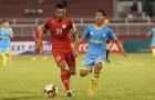 Đội bóng của Công Vinh tiếp tục nhận thất bại trước Sanna Khánh Hòa BVN ở V-League 2017