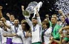 Giá trị đội hình của Real tại Champions League bằng 11 đội gộp lại