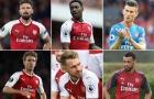 """6 """"chứng nhân"""" cho kết quả tồi tệ của Arsenal trước top 6"""