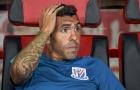 Đội bóng Trung Quốc thừa nhận thất bại ở thương vụ Tevez