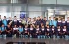 U16 Việt Nam về nước, sẵn sàng tái ngộ Thái Lan ở U16 châu Á