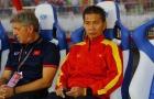 U18 Việt Nam có thêm thầy ngoại trợ giúp cho HLV Hoàng Anh Tuấn