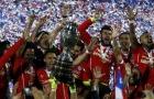 3 trong số 5 nhà vô địch châu lục xem World Cup qua tivi
