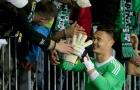 Thủ môn Việt kiều vào đội hình hay nhất ở CH Czech ngay trận ra mắt